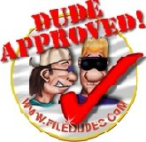 FileDudes Approved (Highest Rating)