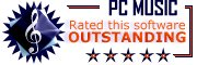 PC Music 5 Star Rating!